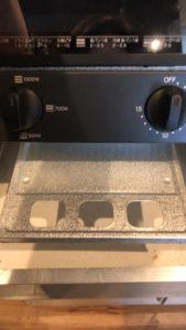 コイズミ縦型トースターKOS-1021/K